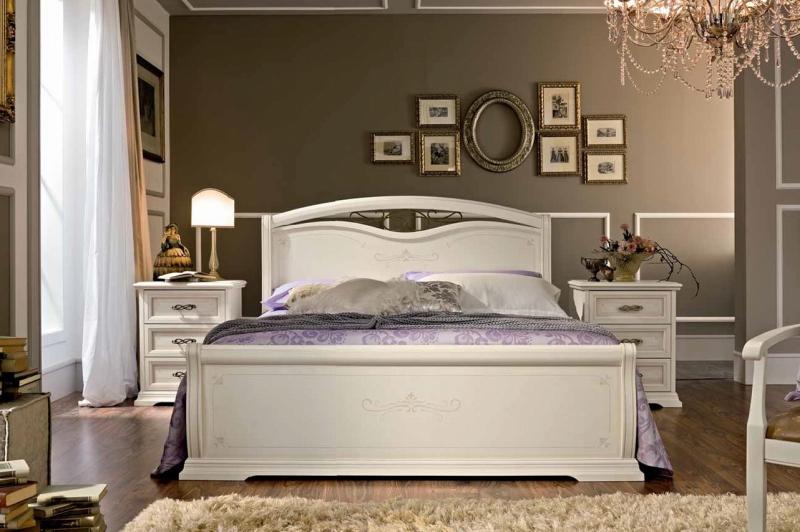 Кровать MARONESE ACF - коллекция AFRODITA 180x200 (изножье без ковки)