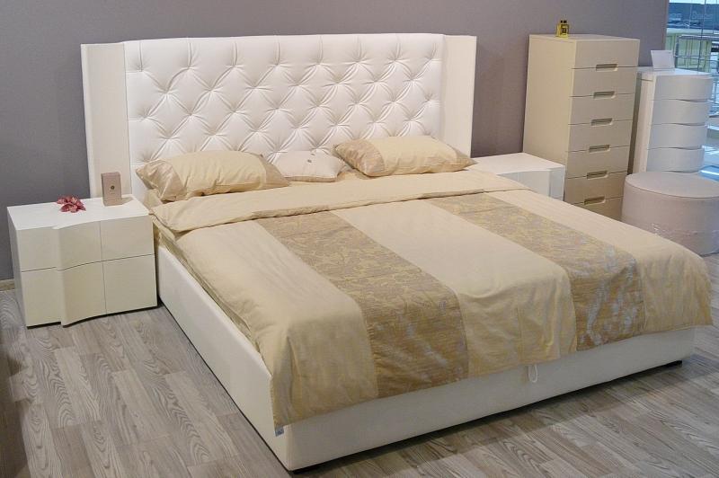 Кровать SMA/Santarossa - модель AURA 180 x 200