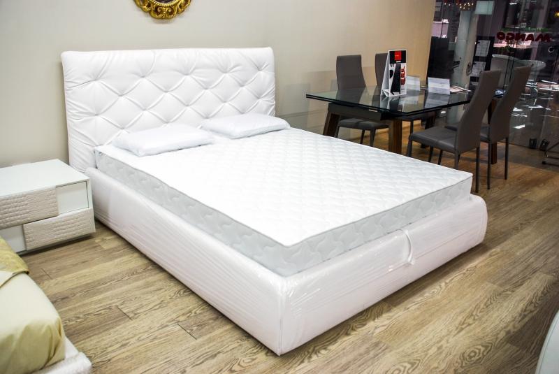 Кровать B. Form.s - Модель COLLIN 180 x 200 эко-кожа