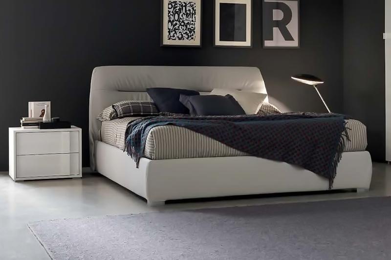 Кровать MAB Home - модель MOON 180 x 200 ткань SMART