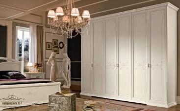Шкаф MARONESE ACF 5 дверей - коллекция AFRODITA Avorio