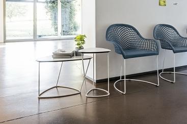 Стол кофейный MIDJ - модель GUAPA CT-S/CT-M