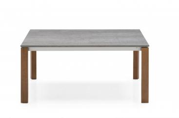 Стол CONNUBIA/Calligaris - мод. EMINENCE W  160(210) x 90 керамика Cement