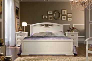 Кровать MARONESE ACF - коллекция AFRODITA 160x200 (изножье без ковки)