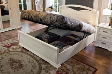 Кровать MARONESE ACF - AFRODITA 180x200 с контейнером (изножье без ковки)