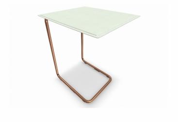 Стол кофейный приставной MIDJ - модель APELLE CT
