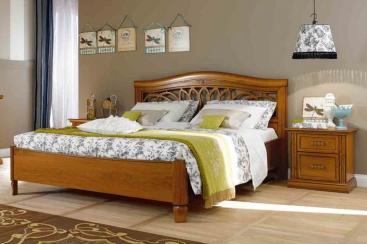 Спальный комплект VILLANOVA Mario - модель BEATRICE Noce (Орех)