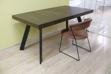 Стол CONNUBIA/Calligaris - модель BOLD 160(+50+50+50) х 90 Laminato Termocotto