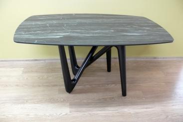 Стол COM.P.AR - модель ESSE BARREL Ceramic 158 x 105 Fisso