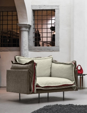 Кресло META Designe - Коллекция JAZZ_Gold