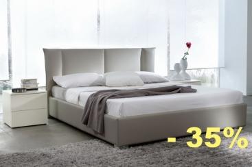 Кровать MAB Home - модель MAGIC 180 x 200 эко-кожа