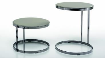 Стол кофейный приставной MIDJ - модель JOINT H.35/H.60