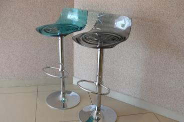 Стул барный CONNUBIA/Calligaris - модель L.EAU
