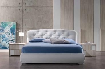 Кровать MAB Home - модель PEOPLE 160 x 200 ткань POINT
