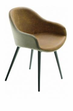 Кресло MIDJ - модель SONNY -  PB M TS_Q