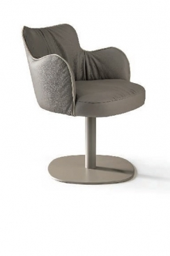 Кресло поворот. COM.P.AR - модель MINNIE SOFT