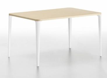 Стол MIDJ - модель NENÈ 140x90 натуральный дуб