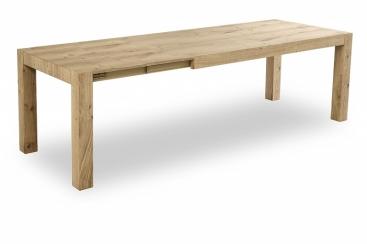 Стол POINTHOUSE - модель TOLA 140 (+40+40) x 90 Rovere Grezzo