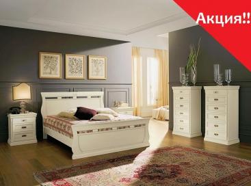 Спальня Venier Venere avorio